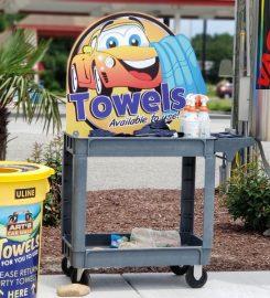 Art's Tsunami Falls Car Wash