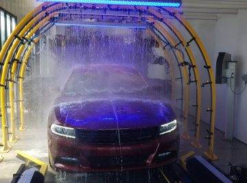 By far my favorite car wash!