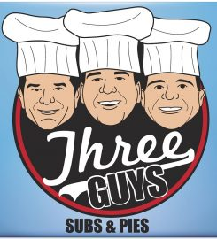 Three Guys Subs & Pies